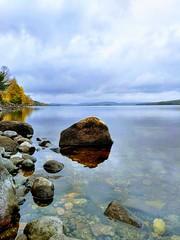 (Kim André) Tags: gruefinnskog hedmark røgden hdr reflection water norway fall landscape