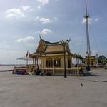 Phnom Penh Promenade at the Mekong River thumbnail