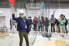 WRS-20181020145223 (Reishu Tadokoro) Tags: 2018 disasterrobotics tokyo tokyobigsight wrs worldrobotsummit2018 robots staff