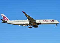 A7-ANC Qatar Airways Airbus A350-1000 (czerwonyr) Tags: a7anc qatar airways airbus a3501000 fra eddf