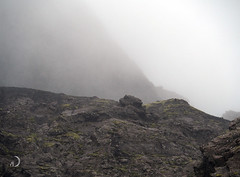 Lost in Mordor (bd168) Tags: landscape fog sky mountain grasses iceland travel voyages islande em10markii m14150mmf456