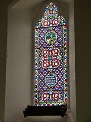 Church - Church of Scotland, Braemar 180711 [Stained Glass Window b] (maljoe) Tags: church churches braemar churchofscotland stainedglasswindow stainedglass stainedglasswindows