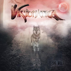 She Wolf by Visionatica (Gabe Damage) Tags: puro total absoluto rock and roll 101 by gabe damage or arthur hates dream ghost