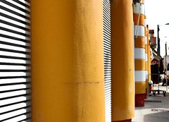White and yellow (justy.solarz) Tags: adayinmylife contrast pillars white yellow february throwback buildings buildingphotography travelphotography travel femalephotographer polishphotographer portugal