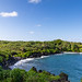 Waianapanapa black sand beach Maui Hawaii Road to Hana