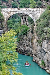 Köprülü kanyon/Antalya/Turkey (meren34) Tags: köprülü kanyon antalya turkey river rafting green bridge stone arch old historical adventure