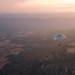 Gliding into Dawn