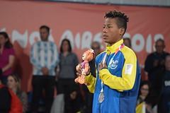 LUCHA - JUEGOS OLÍMPICOS DE LA JUVENTUD BUENOS AIRES 2018 (Secretaría del Deporte Ecuador.) Tags: jeremy peralta