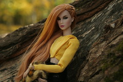 It was all yellow... (Eternity Neverending) Tags: eden blair edenblair trouble reckless nuface nu face integrity fashion doll