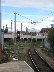 B438t Bolton (61379 Mayflower) Tags: railway railways electrification