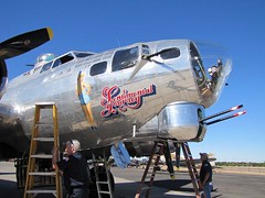 """Boeing B-17G Flying Fortress 1 • <a style=""""font-size:0.8em;"""" href=""""http://www.flickr.com/photos/81723459@N04/44430477674/"""" target=""""_blank"""">View on Flickr</a>"""