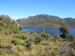IMG_3839 (shearwater41) Tags: australia tasmania cradlemountain dovelake lake