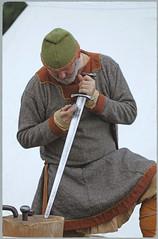 Battle of Hastings Re-enactment - Thomas Blunt (pg tips2) Tags: battleofhastings battle battlesussex thebattleofhastings1066 reenactment reenactors reenactments 1066andallthat 1066 2018