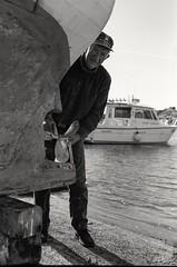 Sjor Jerko i stara elisa (gsantar) Tags: goran šantar big game fishing charli 3 film photography mamiya press 23 100mm sekor f35 foma 100