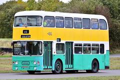 Greater Glasgow PTE Alexander Leyland Atlantean LA697 HGD903L (Bus Roundel Hong Kong - Fb me!) Tags: greater glasgow pte alexander leyland atlantean la697 hgd903l
