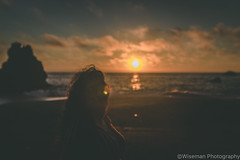 Reminiscing on memories (Wiseman-Photography) Tags: california ocean landscape longexposure long exposure oceanscape scape land waves sunset oceansunset oceanrocks rocks muscleshell
