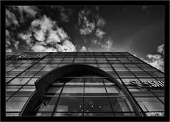 Hamburg with laowa 10-18mm f/4.5-5.6 FE Zoom (Dierk Topp) Tags: a7rii a7rm2 bw hh ilce7rii ilce7rm2 laowa1018mmf4556fezoom sonya7rii architecture clouds hamburg monochrom sw sony