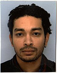 Unknown Young Man 4 (hyakoukoune) Tags: photodidentité jeune homme young man photo trouvé found montreuil 93100 france 2018