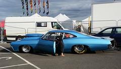 Doomsday Impala_3029 (Fast an' Bulbous) Tags: drag race car vehicle automobile santa pod strip track doorslammer motorsport outdoor nikon racecar
