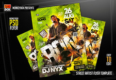 Street Artist Flyer Template (AndyDreamm) Tags: album artist black box city club dj friday fridays graffiti grunge hiphop money monkeybox music night party rap rapflyer rapper speakers street streets underground urban whisky white