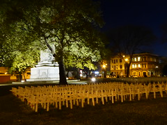 Cenotaph at Queens Gardens Dunedin (geoffreyw@kinect.co.nz) Tags: cenotaph queens gardens dunedin