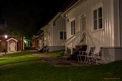 School yard (MIKAEL82KARLSSON) Tags: gränna night natt nightshot nightphoto nattfoto småland jönköping polkagris sverige sweden vättern street park sony a7ll samyang 50mm mikael82karlsson