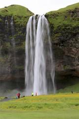 Seljalandsfoss (oxfordblues84) Tags: seljalandsfoss waterfall iceland oat overseasadventuretravel southiceland selijalandsriver river touristattraction 5photosaday
