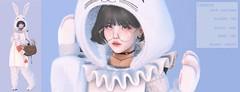 LookBook : Alice Usagi (мιĸo ѕнιɴ Do ~ Wednesday[+]) Tags: wednesday bento paws rabbit bunny usagi blogpost amitomo zenith
