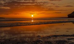 Dunnet Bay Sunset (Geoff Threadgill) Tags: coth coth5 fantasticnature ngc
