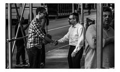 Manhattan (PhotoRapper (Michael)) Tags: pentax k1 cmos bayer bw manhattan nyc hellskitchen newyork ny street pentaxsmcffadfa100mmf28macro
