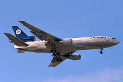 Pluna DC-10-30 PP-VMW MAD 11/02/1995 (jordi757) Tags: airplanes avions mad lemd madrid barajas mcdonnell douglas dc10 dc1030 pluna ppvmw