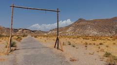 El camino al desierto (SantiMB.Photos) Tags: 2blog 2tumblr 2ig tabernas desierto almería camino way path andalucia españa esp
