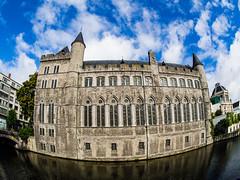 P8045676 (igor.shishov) Tags: seasons summer бельгия гент лето памятныеместа сезоны ghent belgium cityscape city urban