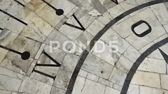 Sundial. (daria.boteva) Tags: sunclock sundial sunlight time timer clock sun ancient astronomy circle design dial drawing hour instrument object round science shadow sign solar stone symbol traditional vintage watch number polar astrology astronomical device numeral roman technology timepiece architecture background marble tourism travel day sunny