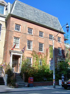 Toronto Ontario - Canada - Toronto's First Post Office - 1834 - Heritage Building