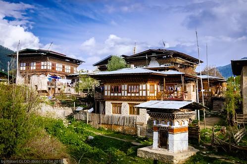 Bumthang (Jakar) - Town