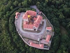 Wachsenburg am Abend (icepickel) Tags: dreigleichen castle thuringia ruine landschaft burg