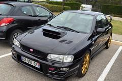 Subaru Impreza STI (benoits15) Tags: subaru impreza sti 555 japon black