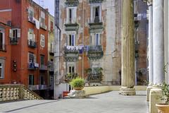Centre historique de Naples (nietsab) Tags: naples napoli italie canon 600d 24mm nietsab centre historique centro storico