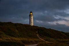 Leuchtturm, Hirtshals, Dänemark (Kai Rennert) Tags: hirtshals lighthouse danmark denmark dänemark fyr fry
