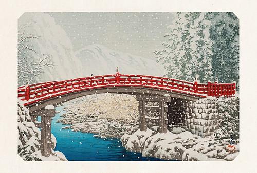 35-Carte postale // 10x15cm // Nikko