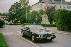 untitled (amanda aura) Tags: film helsinki finland canonprima cars street jaguar