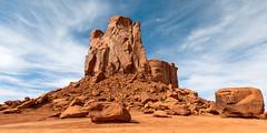 Spearhead Mesa (Robert Wash) Tags: arizona az monumentvalley monumentvalleynavajotribalpark spearheadmesa