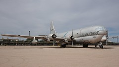 Boeing 367 KC-97G-29-BO Stratofreighter 53-0151 in Tucson (J.Comstedt) Tags: aircraft flight aviation aeroplane museum airplane us usa planes pima space tucson az boeing 367 kc97 stratofreighter usaf 530151 air johnny comstedt