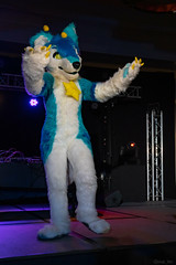 DSC09104 (Kory / Leo Nardo) Tags: pacanthro pawcon paw con pac anthro convention fur furry fursuit suiting mascot sona fursona san jose doubletree hotel california dance party deck animals costuming pupleo 2018