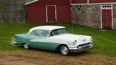 1955 Oldsmobile 88 Holiday (DVS1mn) Tags: crownstarimages csi wcc willmarcarclub fallcolorcruise fallleaftour automobile auto automobiles automotive car cars classiccars classic tour carbuffsbreakfast