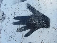 Hand (emilyD98) Tags: stencil pochoir insolite street art rue mur wall main hand st nazaire