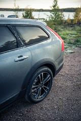 Volvo V90 Cross Country 2019 Osmium Grey (olleeriksson) Tags: volvo v90 cross country osmium sweden