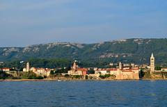 Rab City & Its Four Bell Towers [Rab - 24 August 2018] (Doc. Ing.) Tags: 2018 rab croatia otokrab rabisland happyisland kvarner kvarnergulf summer mediterraneansea adriatic nikond5100