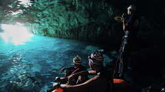 Swimrun Oeil de Verre Grotte Bleue octobre 201700112 (swimrun france) Tags: calanques provence swimming swimrun trailrunning training entrainement france grotte bleue cave